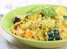 Kuskus z warzywami - ugotuj