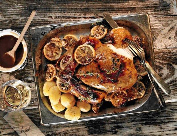 szko06a gotowania: poulet au citron