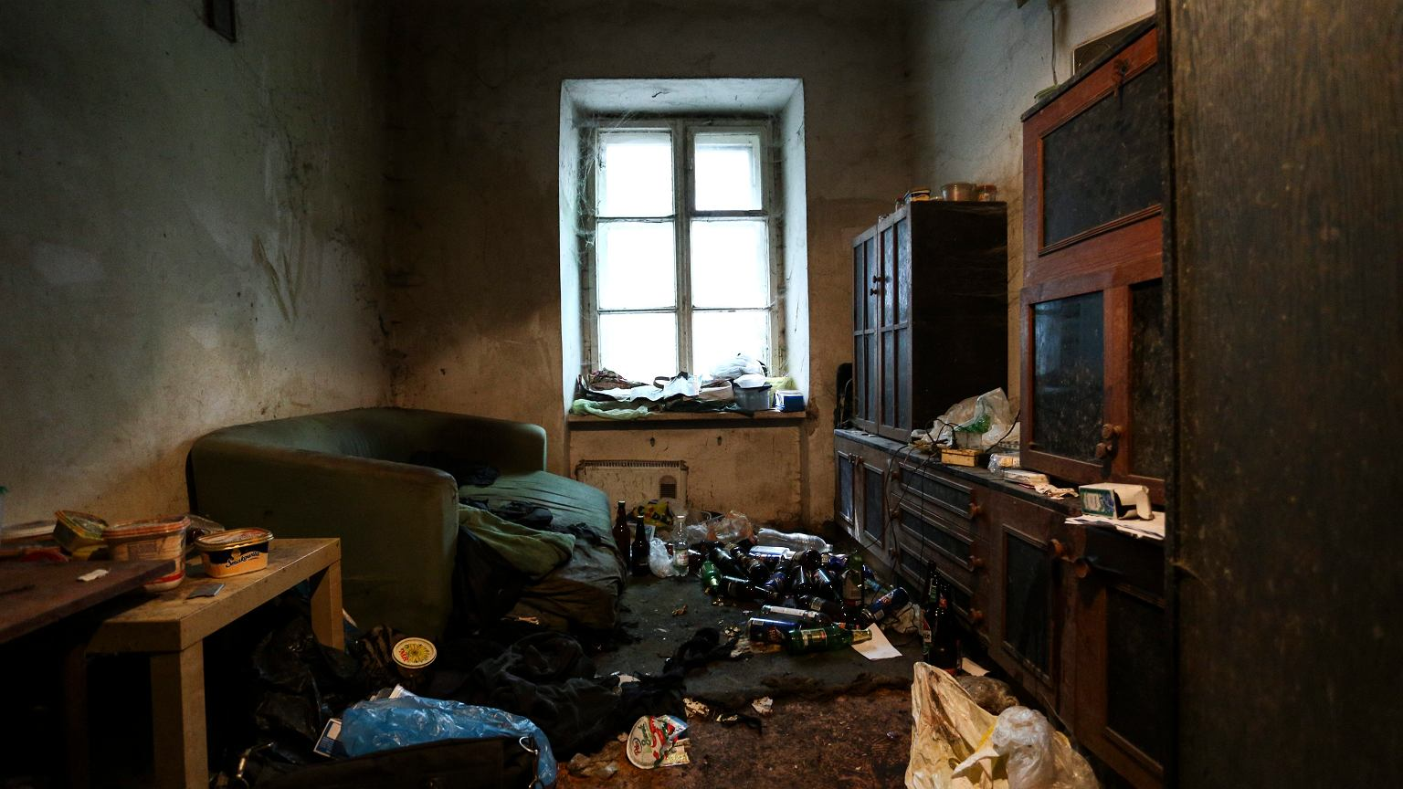 Mieszkanie w jednej z kamienic na Pradze Północ z Warszawie