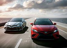 Nowa Toyota Camry - wielki powrót popularnego modelu