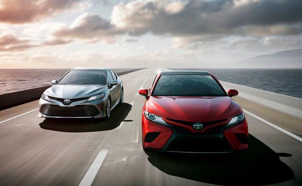 Salon Detroit 2017 | Toyota Camry | Zupełnie nowa