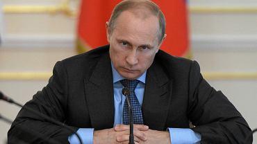 Prezydent Rosji Władimir Putin