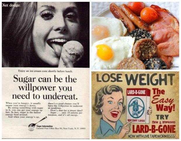5 najgorszych diet wszechczasów