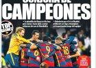 Przegl�d prasy. Wielka Brytania rz�dzi �wiatem, Real Madryt chce da� 190 mln euro za Neymara, trener Szcz�snego zwolniony?