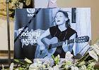 Ostatnie pożegnanie Heleny Kmieć. Zamordowana wolontariuszka została pośmiertnie odznaczona