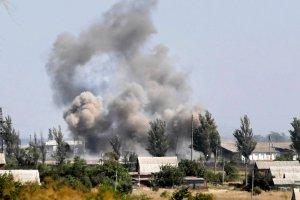 Ukraina: rosyjskie wojska opanowały Nowoazowsk