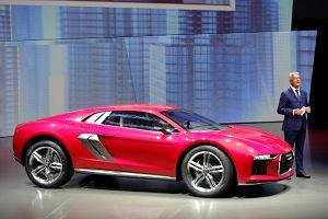 Salon Frankfurt 2013 | Audi nanuk quattro concept