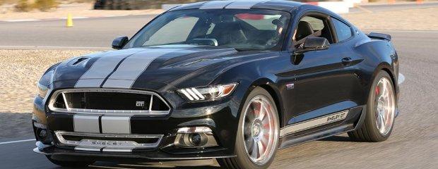 Shelby GT | Mustang, którego Hellcat może się bać
