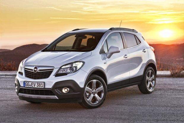 Opel Mokka   Ceny w Polsce   S�abszy Diesel
