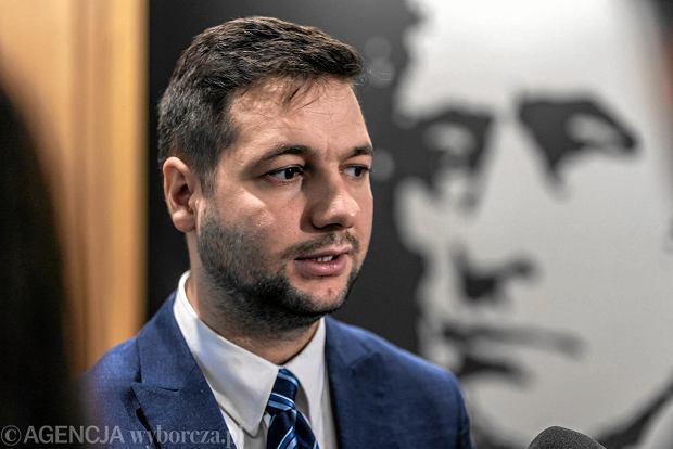 Zdjęcie numer 1 w galerii - Patryk Jaki starł się z Moniką Olejnik. Poszło o ustawę o IPN.