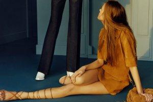 Zara wiosna 2015: nowa kampania w stylu hippie [GALERIA]