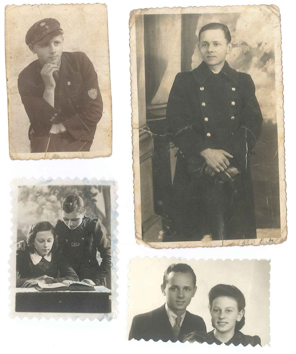 """Balbina Szymańska-Ignaczewska, pseudonim """"Basia"""" (fot. archiwum prywatne)"""