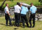 W�adze Malezji oficjalnie: Fragment skrzyd�a znaleziony na Reunion to cz�� boeinga 777