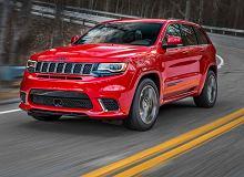 Jeep planuje kolejne sportowe modele Trackhawk