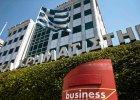 Pot�ne spadki na greckiej gie�dzie. Banki trac� jedn� trzeci� warto�ci