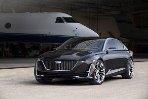 Cadillac Escala Concept | Klasa premium na nowo