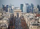 """Paryż pustoszeje. """"Turystyka na kolanach, to katastrofa"""""""