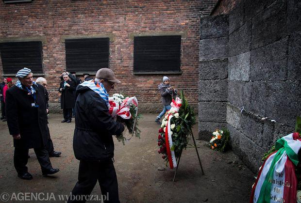 71. rocznica wyzwolenia niemieckiego obozu zag�ady KL Auschwitz