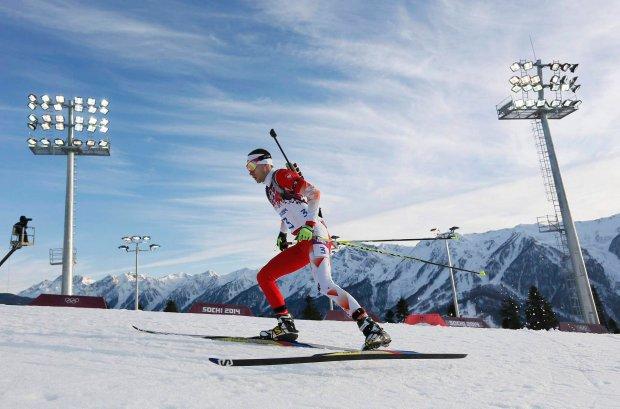 M� w biatlonie. Triumf Niemc�w w sztafecie, 20. miejsce Polak�w
