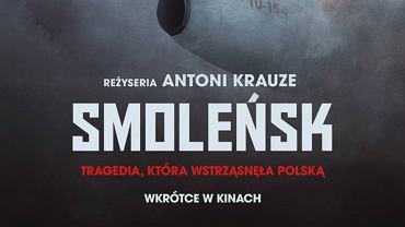 """Plakat filmu """"Smoleńsk"""""""