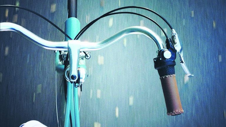 Jazda na rowerze pomoże ci utrzymać smukłą sylwetkę.