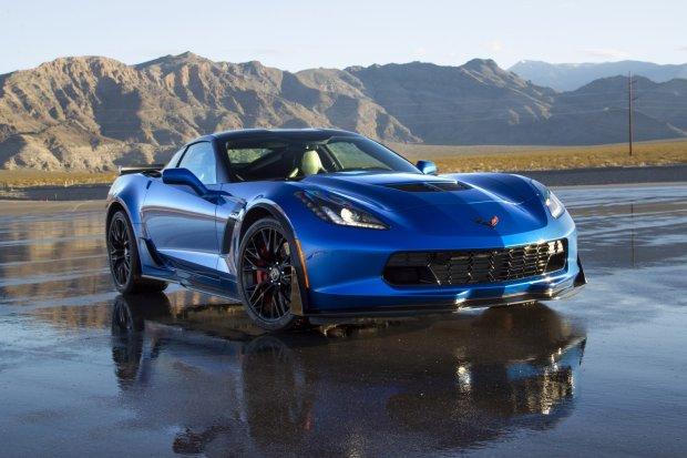 Nast�pne Corvette z centralnym silnikiem