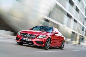 Mercedes Klasy C Coupe | Pierwsze wideo