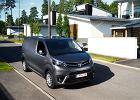 Toyota ProAce Van | Ceny w Polsce | Bogate wyposażenie