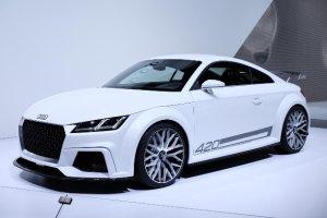 "Salon Genewa 2014 | Audi TT quattro sport concept | Ekstremalna ""TT-ka"""