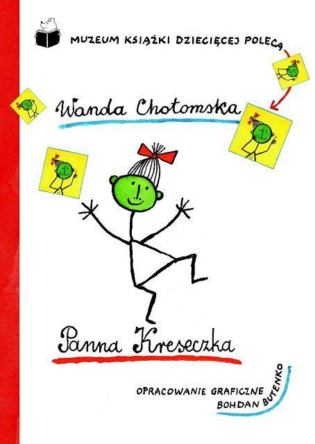 Panna Kreseczka Wanda Chotomska