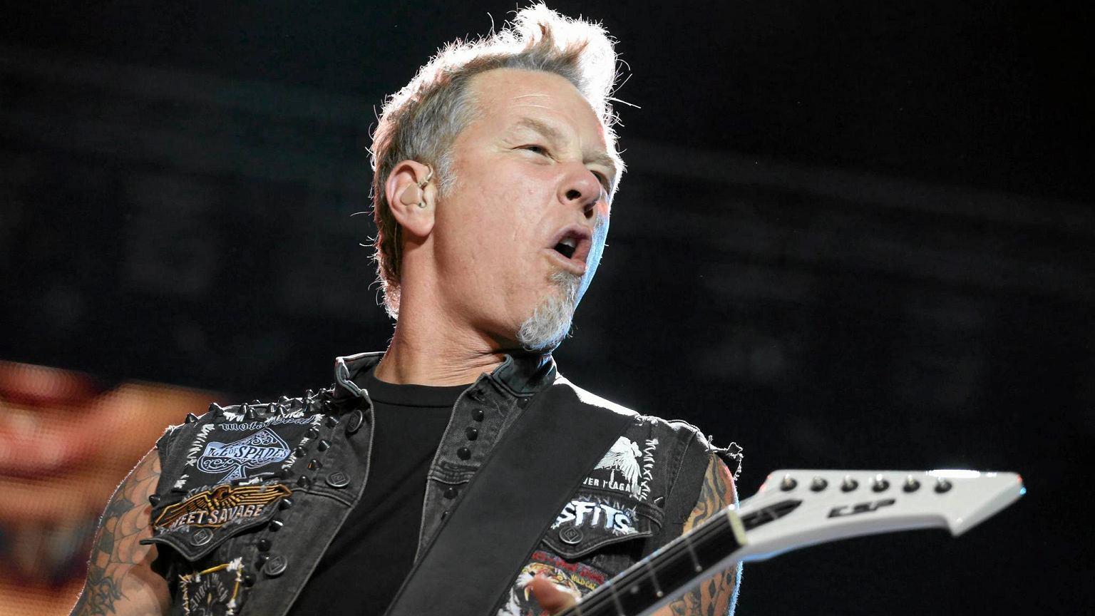 James Hetfield o nowej płycie Metalliki!