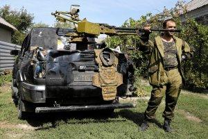 Ukrai�skie media: Separaty�ci zaatakowali lotnisko w Doniecku