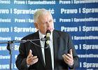 Referendum w Warszawie. Kaczy�ski: Obwieszczenia nie mo�na uzna� za podane do wiadomo�ci