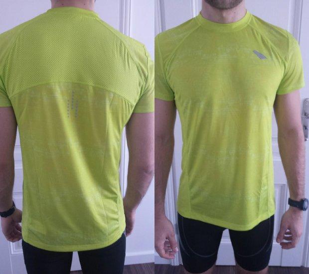 Męska koszulka biegowa Crivit