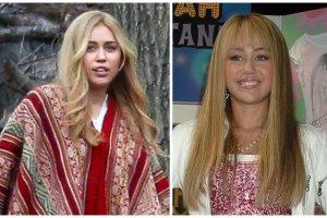Miley Cyrus (2016 i 2007 r.)