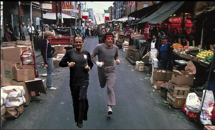 Donald Tusk uprawia ''morning run in New York''
