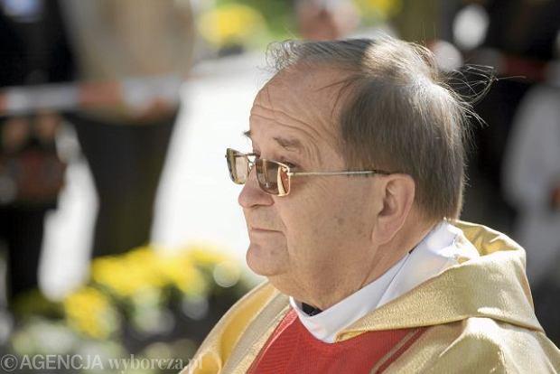 Dyrektor Radia Maryja, ks. Tadeusz Rydzyk