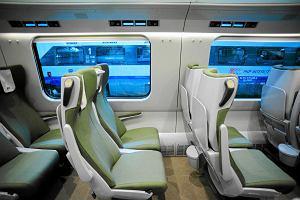 Złoty pociąg PKP Intercity na Centralnym. Wielka promocja przewoźnika