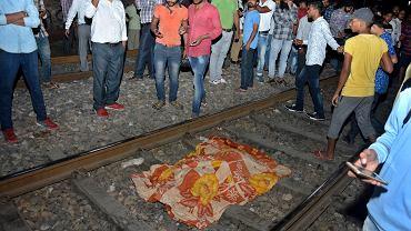 Indie. Katastrofa w miejscowości Amritsar