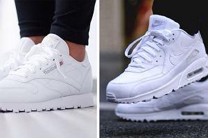 a2d40441 Białe buty sportowe z wyprzedaży - Nike Air Max, Adidas Superstar i Reebok  Classic