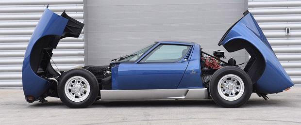 Lamborghini Miura Roda Stewarta