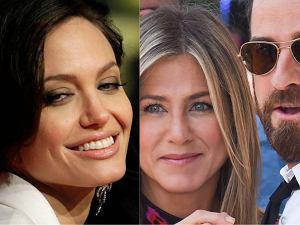 Jolie, Aniston, Theroux