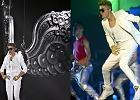 Justin Bieber na metalowych skrzyd�ach i w dwuznacznych pozach! Tak wygl�da� koncert w Polsce