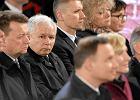 Kaczyński odpowiada na słowa Clintona: Jeśli ktoś twierdzi, że w Polsce nie ma demokracji, trzeba zbadać jego stan