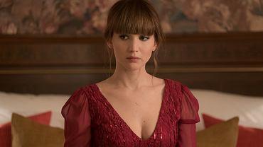Jennifer Lawrence w filmie 'Czerwona jaskółka'