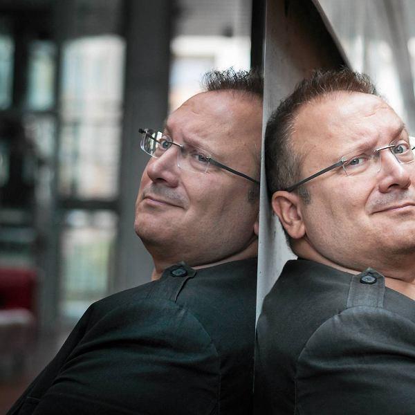 Robert Kasprzycki w Pubie Spó�dzielnia