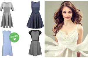 Przegląd - sukienki w stylu retro [m.in. Mohito, Figl, Danhen, Orsay, Closet]