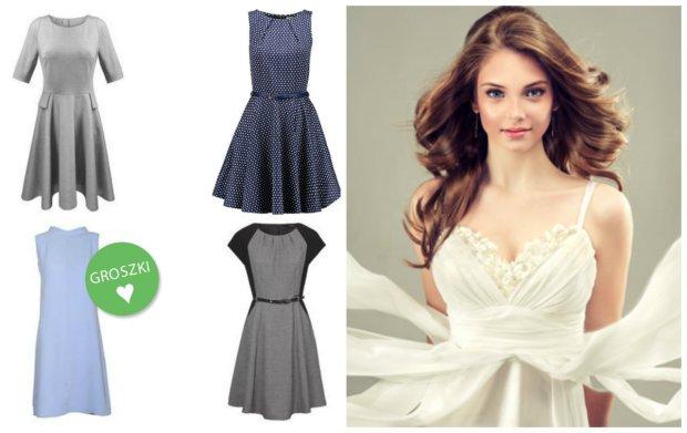 Przegl�d - sukienki w stylu retro [m.in. Mohito, Figl, Danhen, Orsay, Closet]