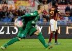 Serie A. Roma lepsza od Empoli w meczu z polskimi bramkarzami