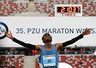 35. PZU Maraton Warszawski najlepsz� imprez� masow� 2013 r.